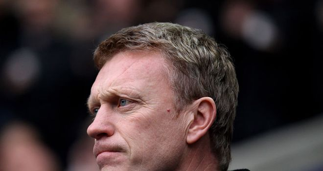 Moyes: Wants to complete his transfers early in the summer