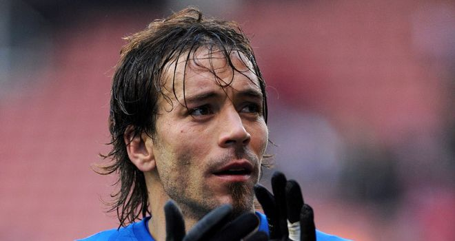 Sandaza: Signs one-year contract with SPL side St Johnstone