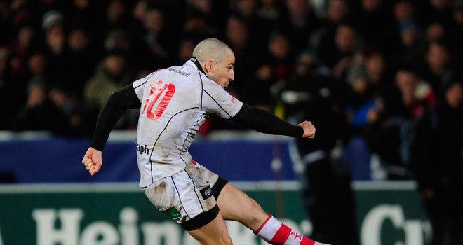 Ian Humphreys kicked 10 points