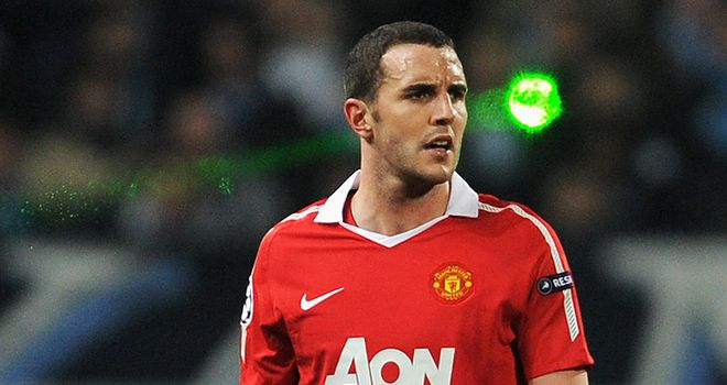 O'Shea: Helped to guide United into another Champions League final