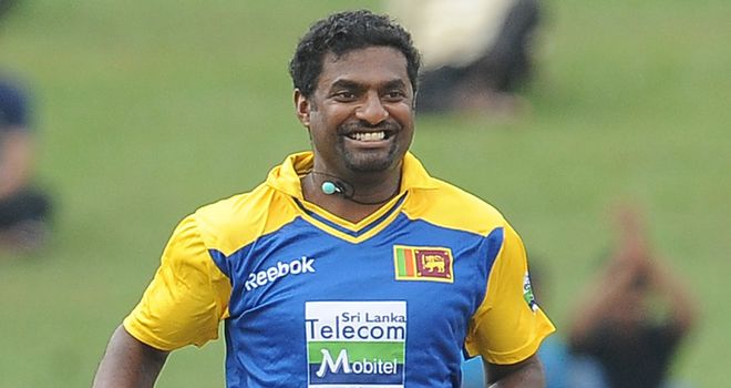 Muralitharan: World Cup aim