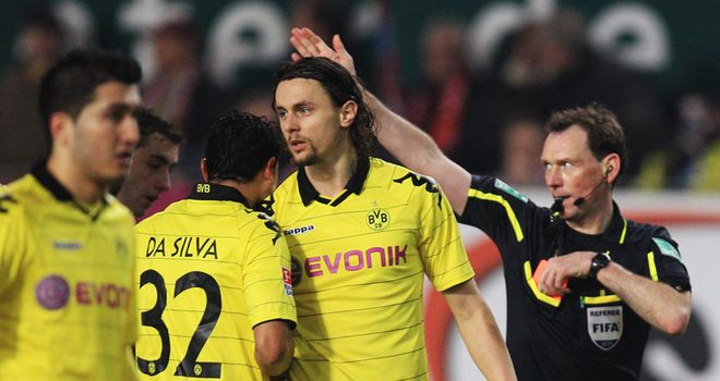 Subotic: Impressive performer for Dortmund but won't be sold in the summer
