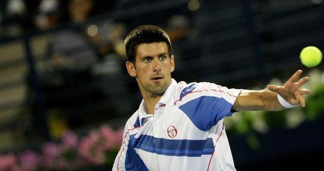 Djokovic: Overcame Lopez in three