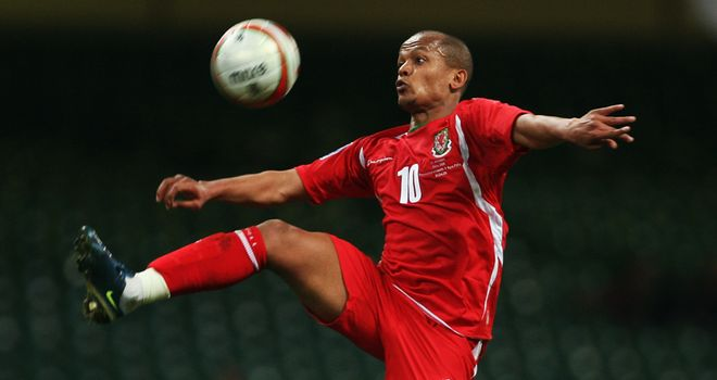 Earnshaw: Forest striker to captain Wales against Scotland