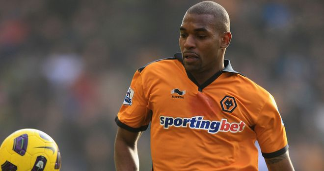 Ronald Zubar: Wolves defender has not played since February in the Premier League