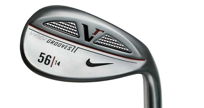 The Nike V-Rev wedge