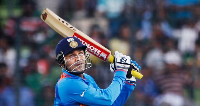 Sehwag: Ear problem