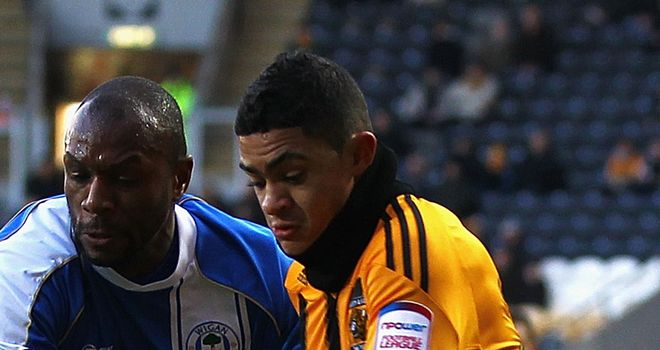 Cameron Stewart: Hull City winger was the subject of a failed bid from Leicester City