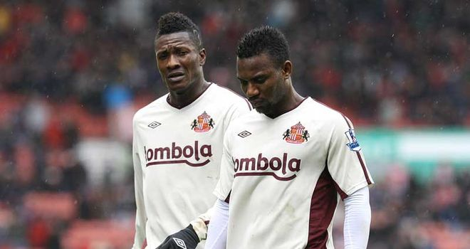 Gyan: Not happy