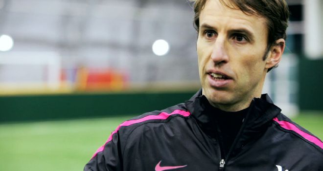 Southgate: Wants changes made