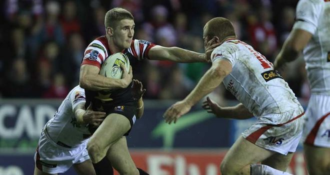 Sam Tomkins: One game ban