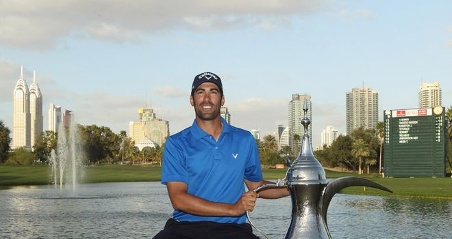 Quiros: hole-in-one at 11th
