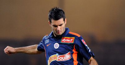 Emir Spahic: Leaves Sevilla after two years on the Spanish club's books.