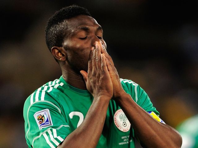 Joseph Yobo: Set to feature in sixth ACON finals
