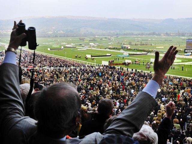 Cheltenham: Covered by RMG deal