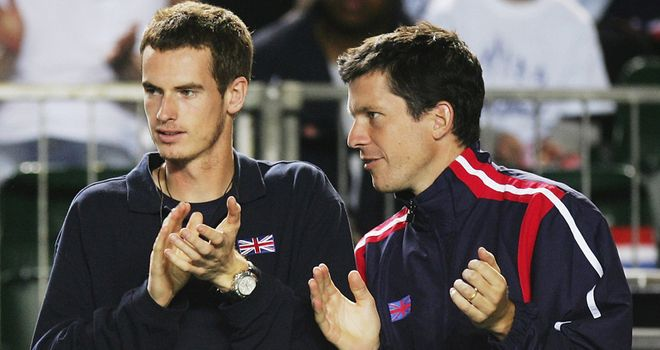 Tim Henman: Says Andy Murray made a 'mature decision' to pull out of French Open