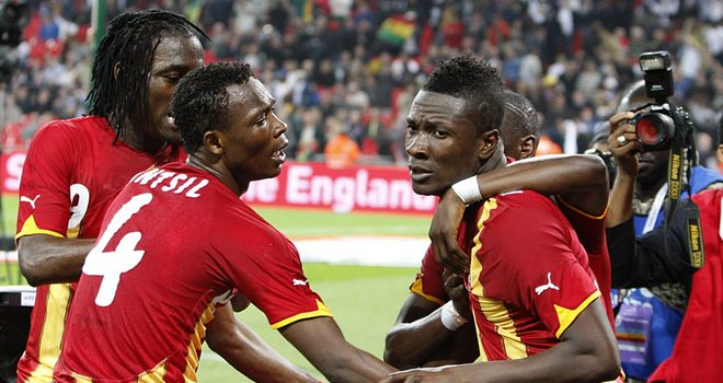Ghana: The Black Cats would one of the favourites for 2012 Afcon