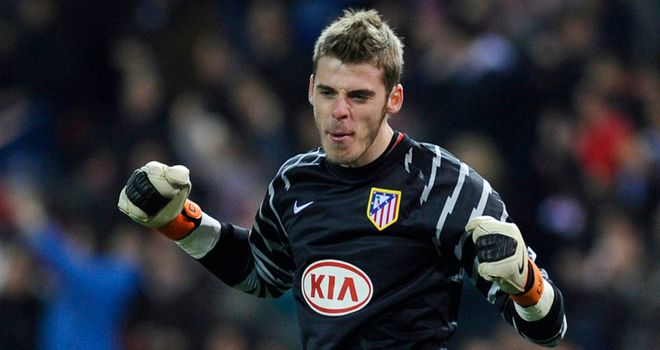 De Gea: Offered new deal to stay at Atletico