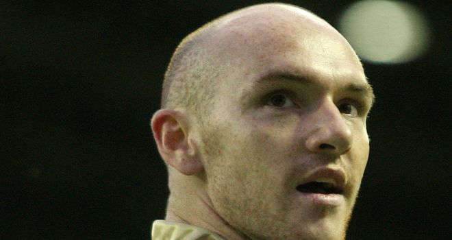 Sammon: Hoping to open his account and bag three points against Blackpool