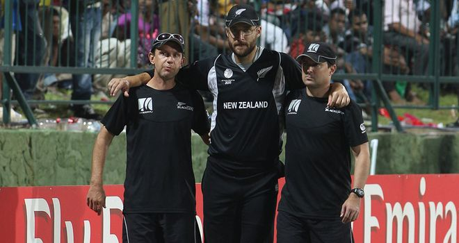 Vettori: Injury woe