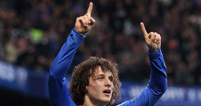 Luiz: Believes Chelsea could change their system in 2011/12