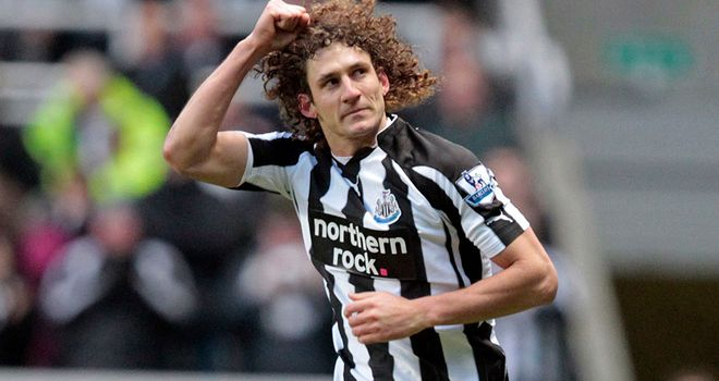 Coloccini: Pardew has been impressed with his captain fantastic after taking over the armband