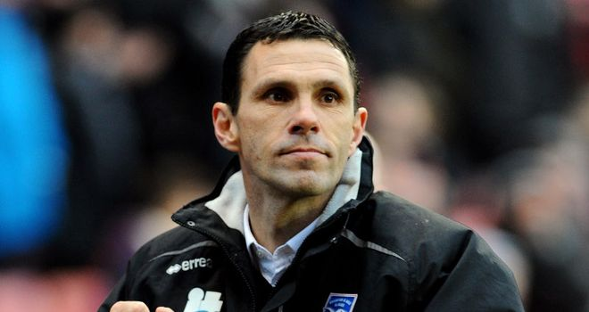 Poyet: Very happy with how his Brighton players are coping with the pressure of being number one