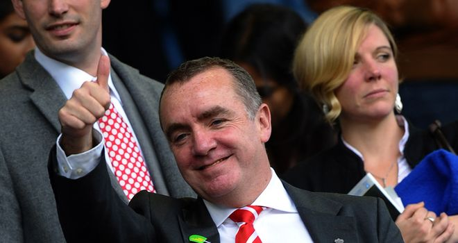 Ian Ayre: Says funds are in place for Liverpool to make moves in the transfer window