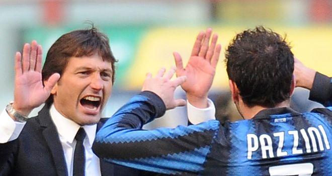 Leonardo: Inter coach remains cool under pressure