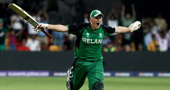 O'Brien celebrates his historic century