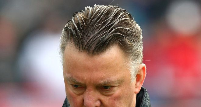 Van Gaal: Will leave in summer