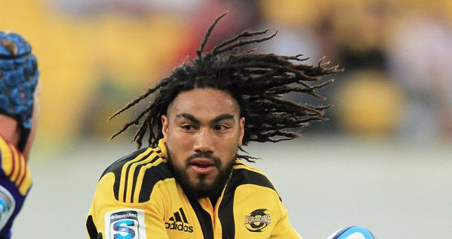 Nonu: Has dismissed reports he is set to move to France