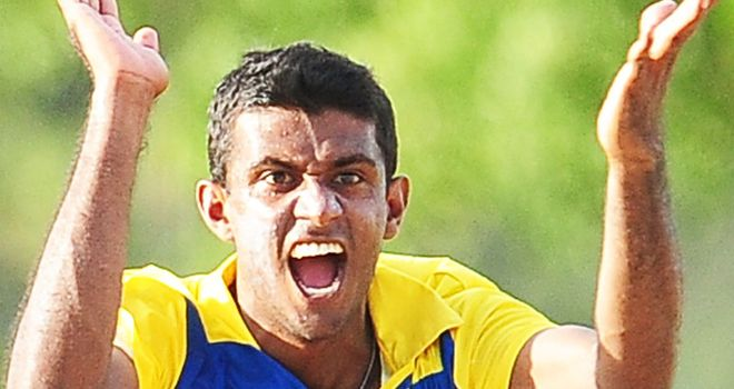 Maharoof: century and two wickets on final day