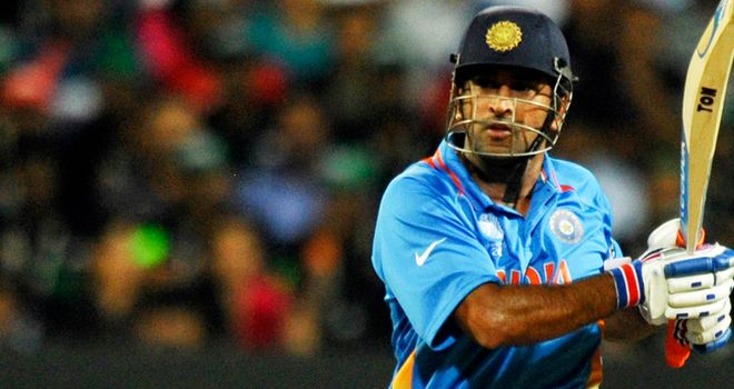 Dhoni: ready for Dutch challenge