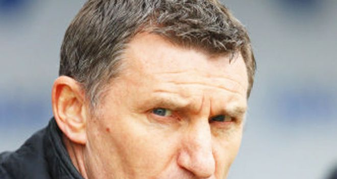 Mowbray: His Boro side remain unbeaten after draw at home to Ipswich
