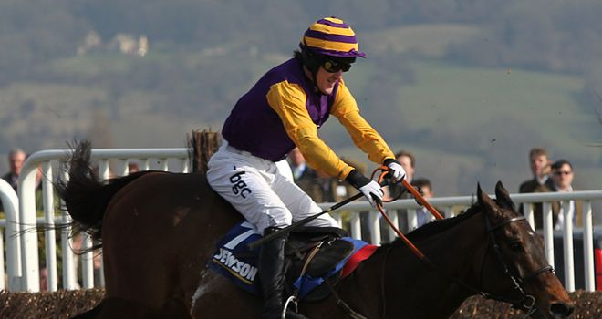 Noble Prince: Winning the Jewson