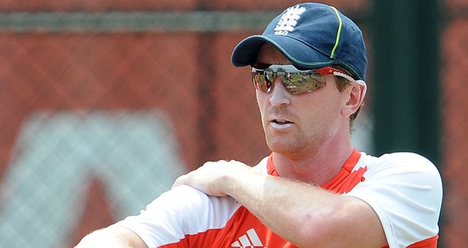 Paul Collingwood: last played for England at World Cup