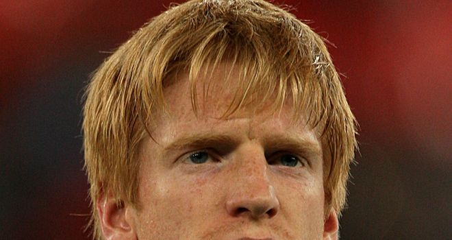 Paul McShane: Is staying at Selhurst Park for the remainder of the campaign