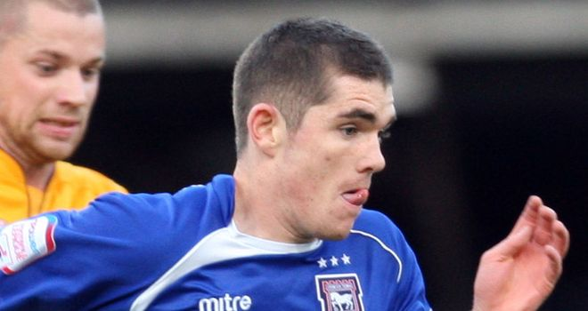 Ronan Murray: Ipswich striker is close to securing a loan move to Swindon