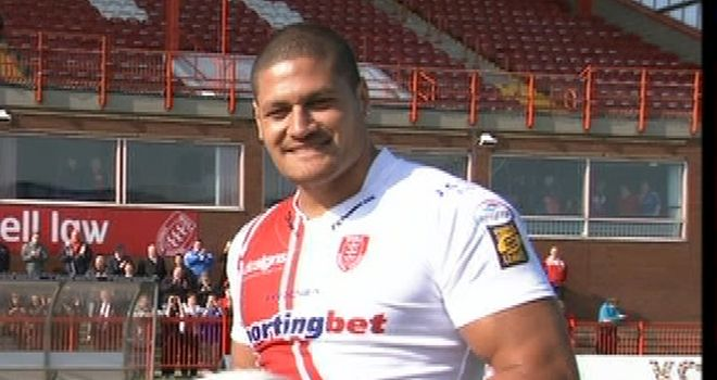 Mason: huge signing for Hull KR