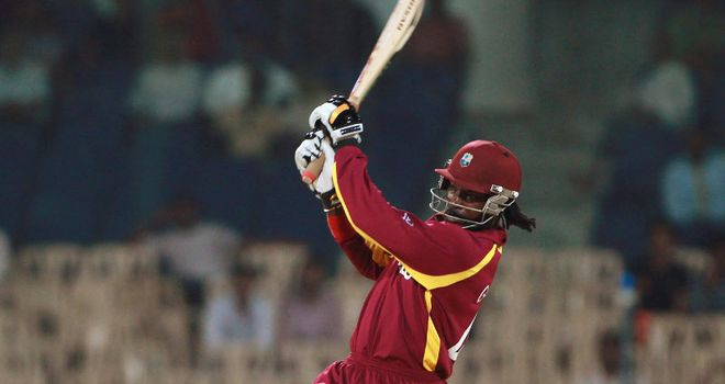 Gayle: Dropped for first two matches against Pakistan