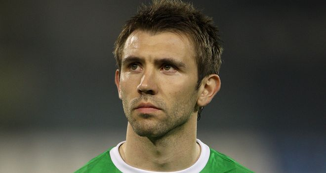 McAuley: Hopes to inspire his NI team-mates