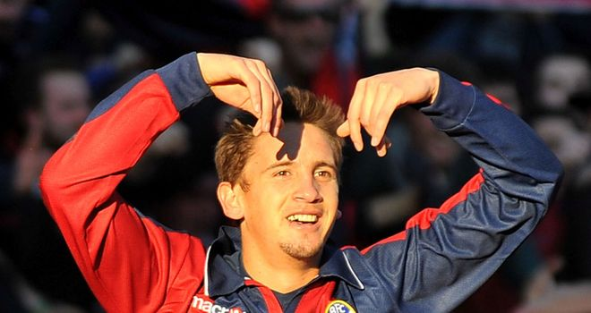 Gaston Ramirez: Thrilled to have signed new deal at Bologna