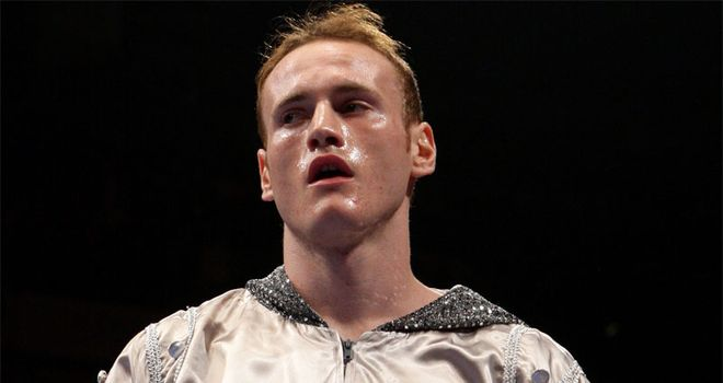 Groves: back in action