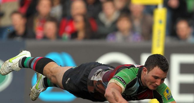 Lowe: New contract at Quins