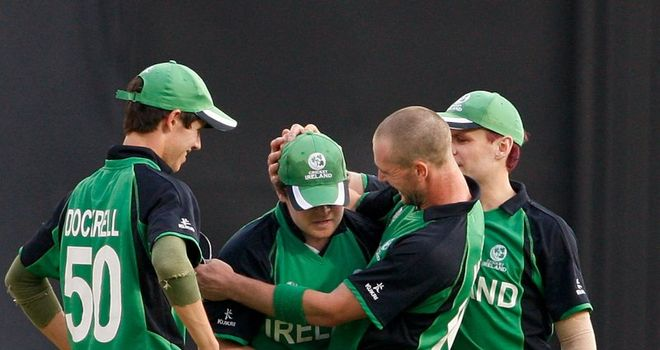 Ireland: won't be appearing at 2015 World Cup