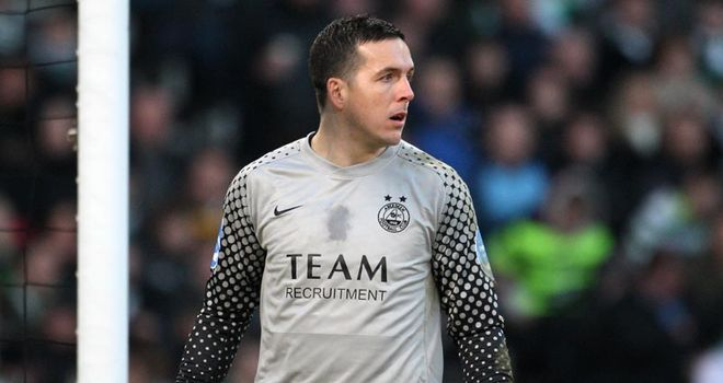 Langfield: Has had a comfortable night in hospital