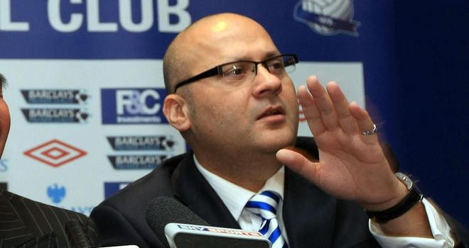 Peter Pannu: Talking to two interested parties about possible sale of the club
