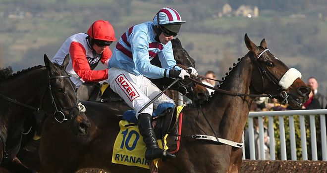 Rubi Light: In flying form ahead of Sunday's big race