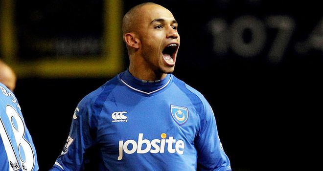 Webber: Former Portsmouth striker considering his options for next season